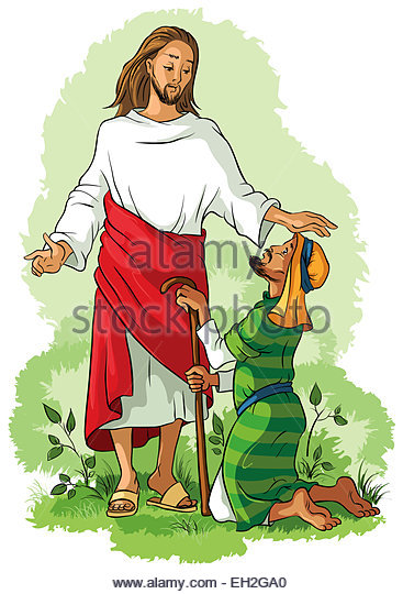 Jesus Healing A Sick Stock Photos & Jesus Healing A Sick Stock.