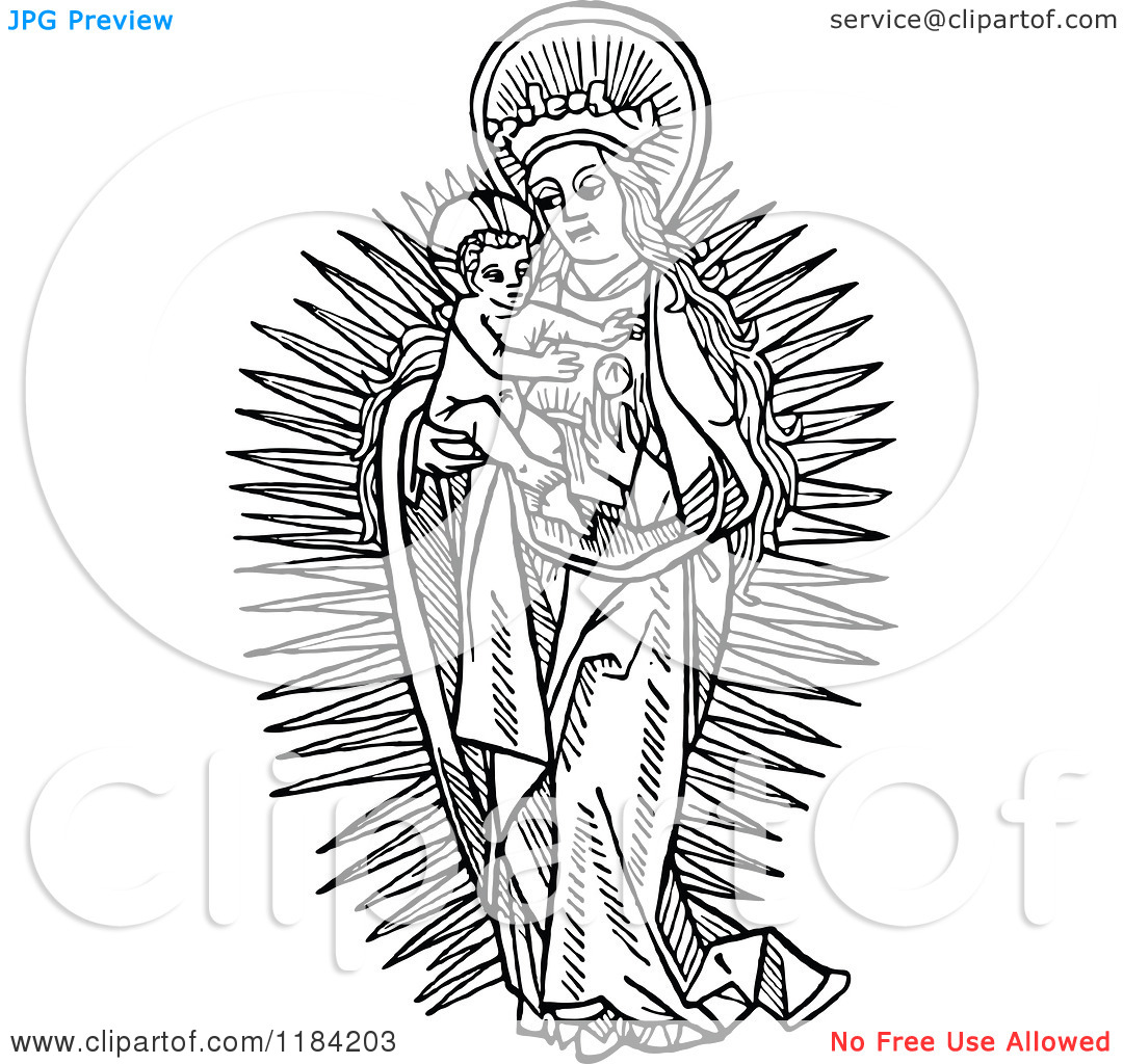 jesus holding a child clipart free - Clipground