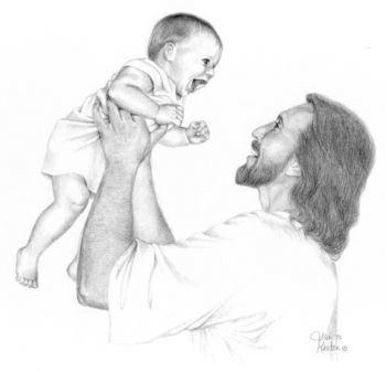 Top 28 ideas about Jesus with baby on Pinterest.