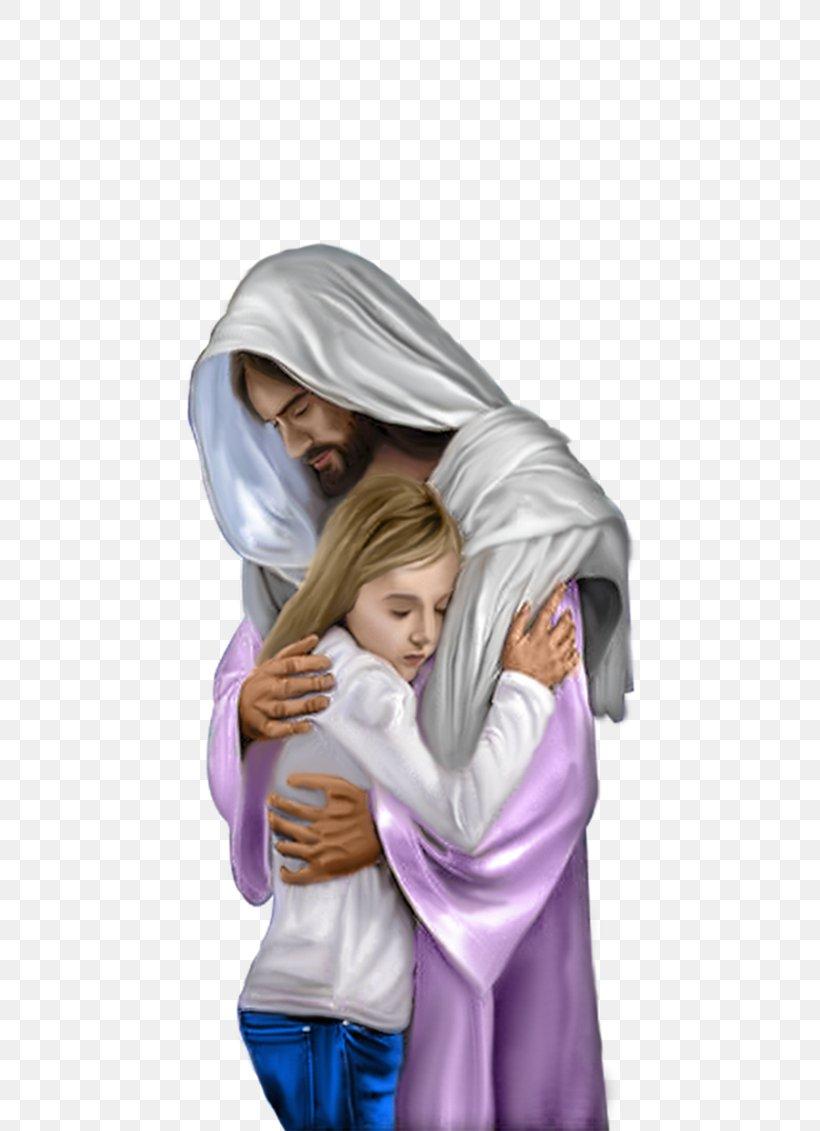 Hug Depiction Of Jesus Child Jesus, PNG, 707x1131px.