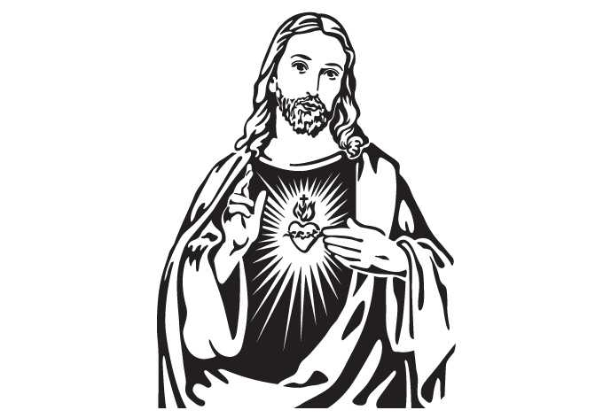 Free Clipart Of Jesus.