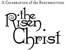 Free He is Risen Clipart.
