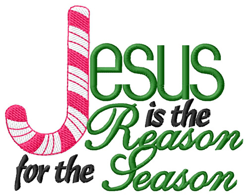 Jesus is the reason for the season clipart 5 » Clipart Station.