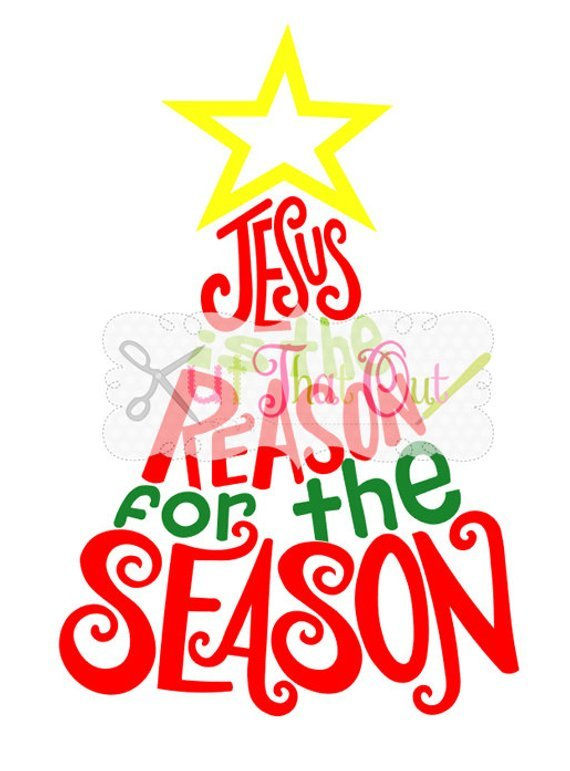 Jesus is the reason for the season clipart 7 » Clipart Portal.