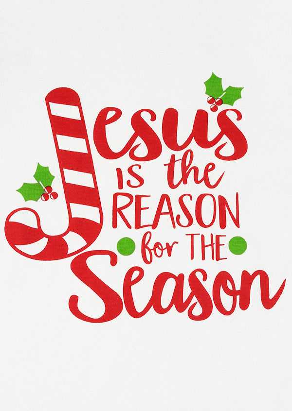 Jesus is the reason for the season clipart 4 » Clipart Station.