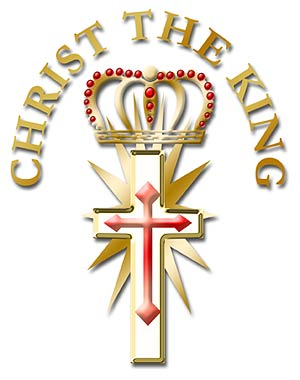 Christ The King Clipart.