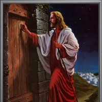 Jesus At The Door Pictures, Images & Photos.