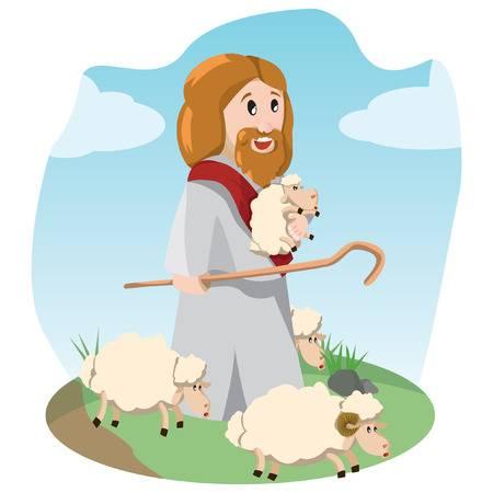 930 Shepherd Sheep Cliparts, Stock Vector And Royalty Free Shepherd.
