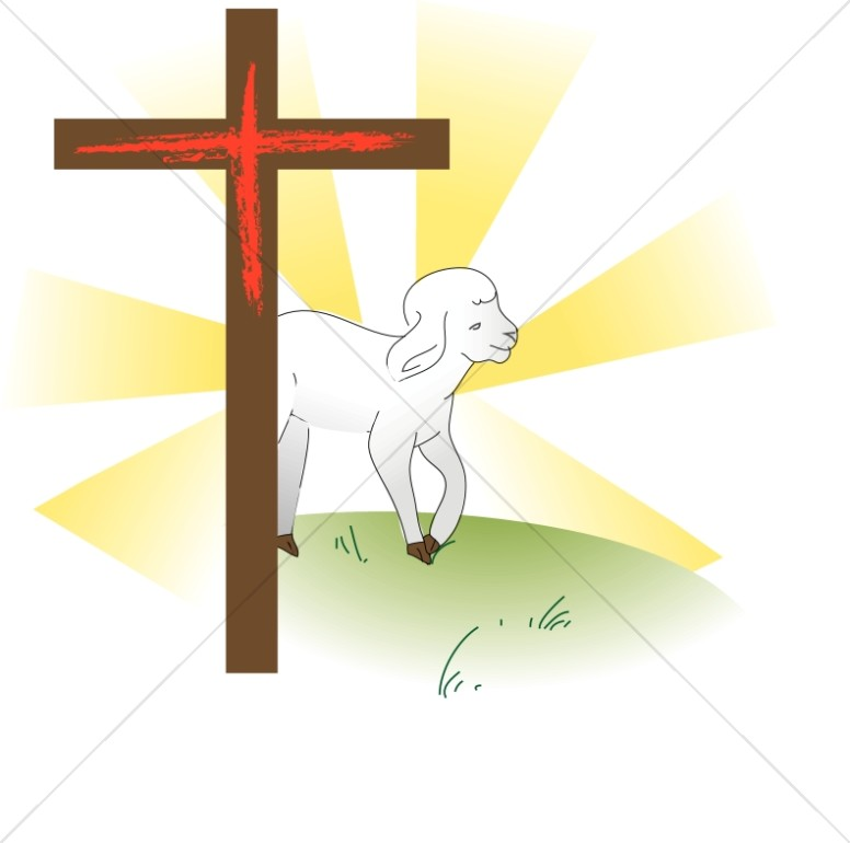 Jesus Lamb Of God Clipart.