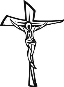 Jesus Cross Logo Vector (.CDR) Free Download.