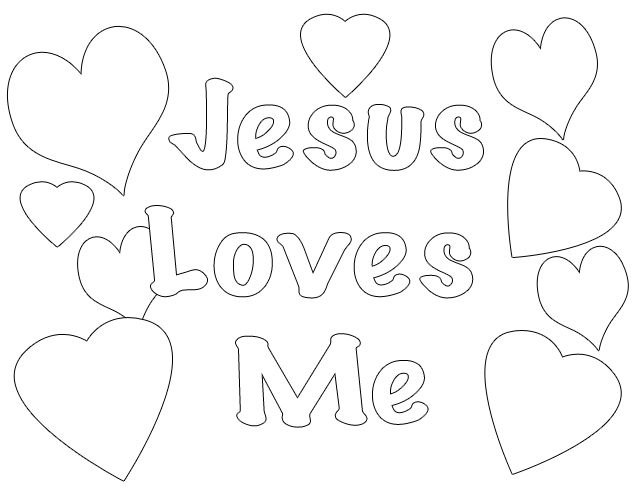 17 Best ideas about Jesus Coloring Pages on Pinterest.