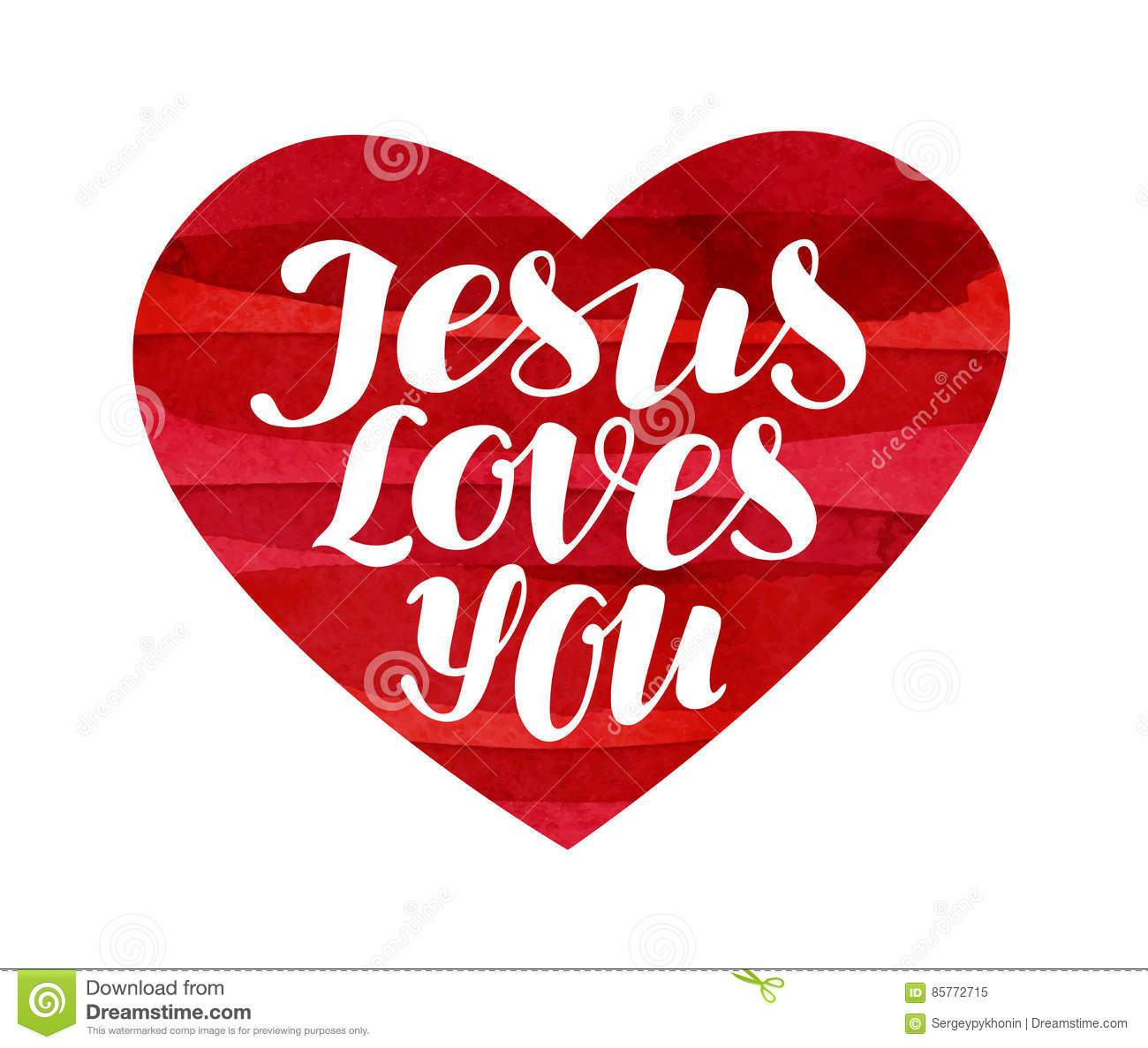 Jesus loves you clipart 3 » Clipart Portal.