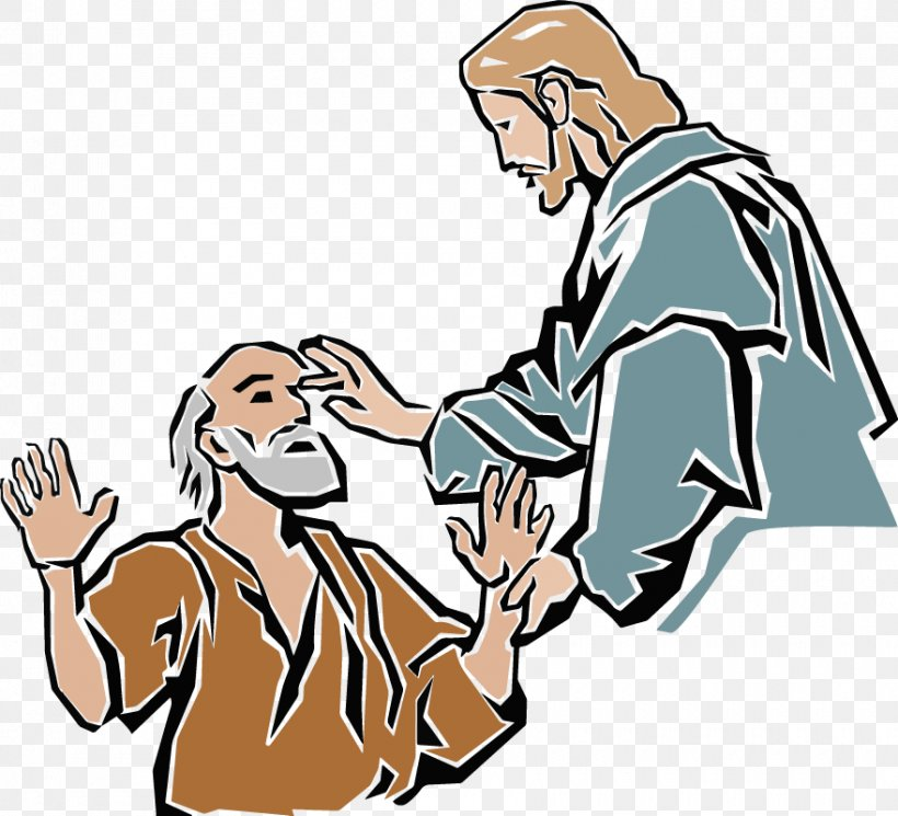 Miracles Of Jesus Healing The Man Blind From Birth Blind Man.