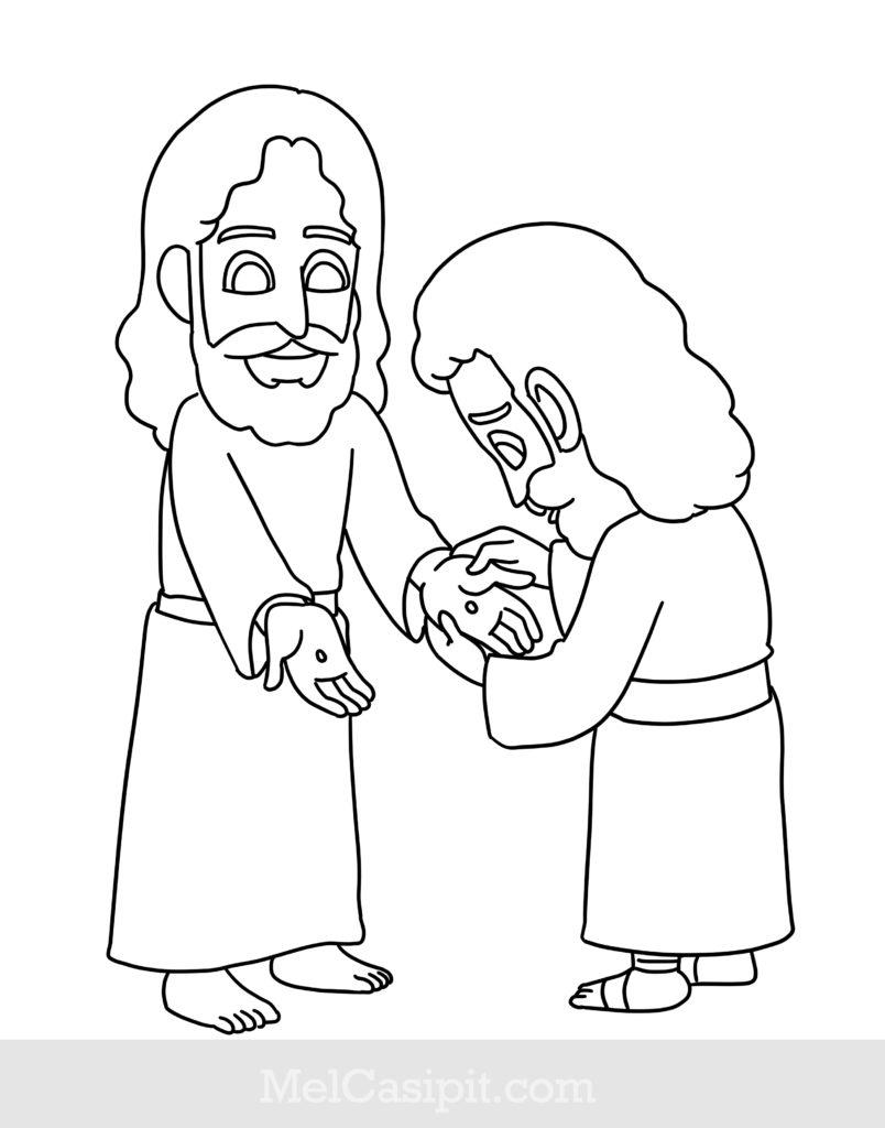 Bible Illustrations.