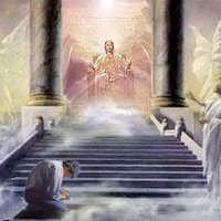 Jesus Throne Pictures, Images & Photos.