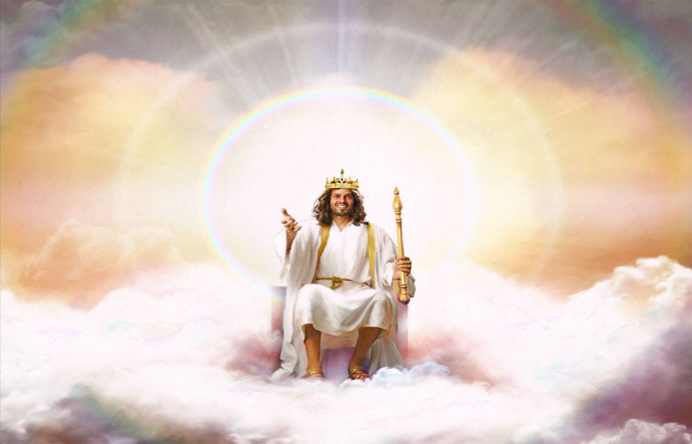 "the kingdom of god and jesus What did jesus mean when he said ""the kingdom of god is within you"" does the kingdom only exist in our hearts and minds."