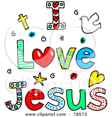 Jesus Children Clip Art.