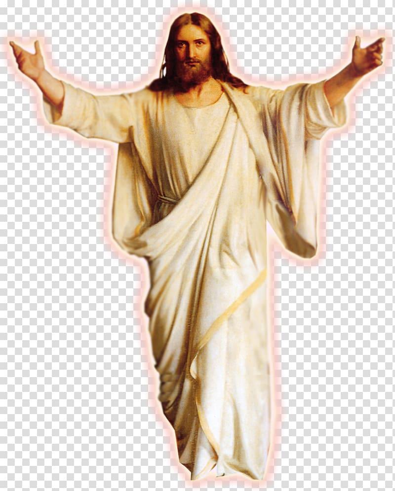 Jesus Christ illustration, Love of God Christianity Religion.