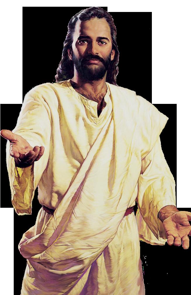 Jesus Christ PNG images free download.