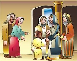 53 best images about Jesus in the Temple on Pinterest.