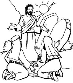 free easter coloring pages resurrection of jesus