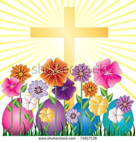 Risen Christ Stock Images, Royalty.