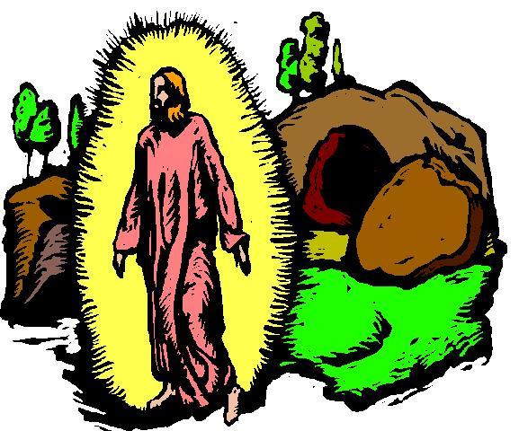 Resurrection and kingdom.