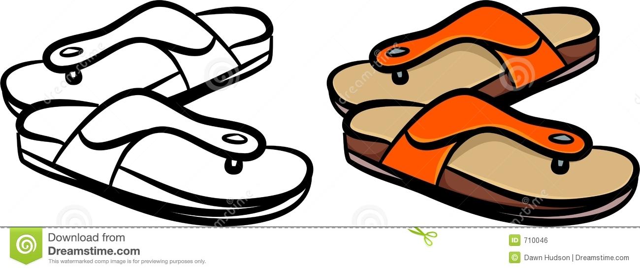 Jesus sandals clipart 3 » Clipart Station.