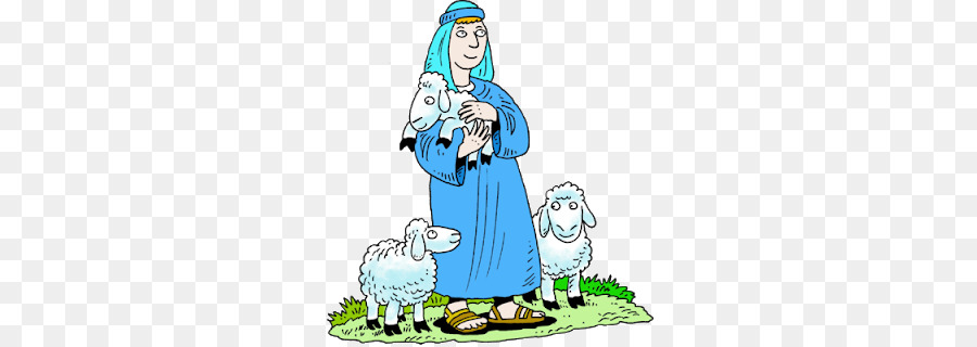 Cartoon Sheep clipart.