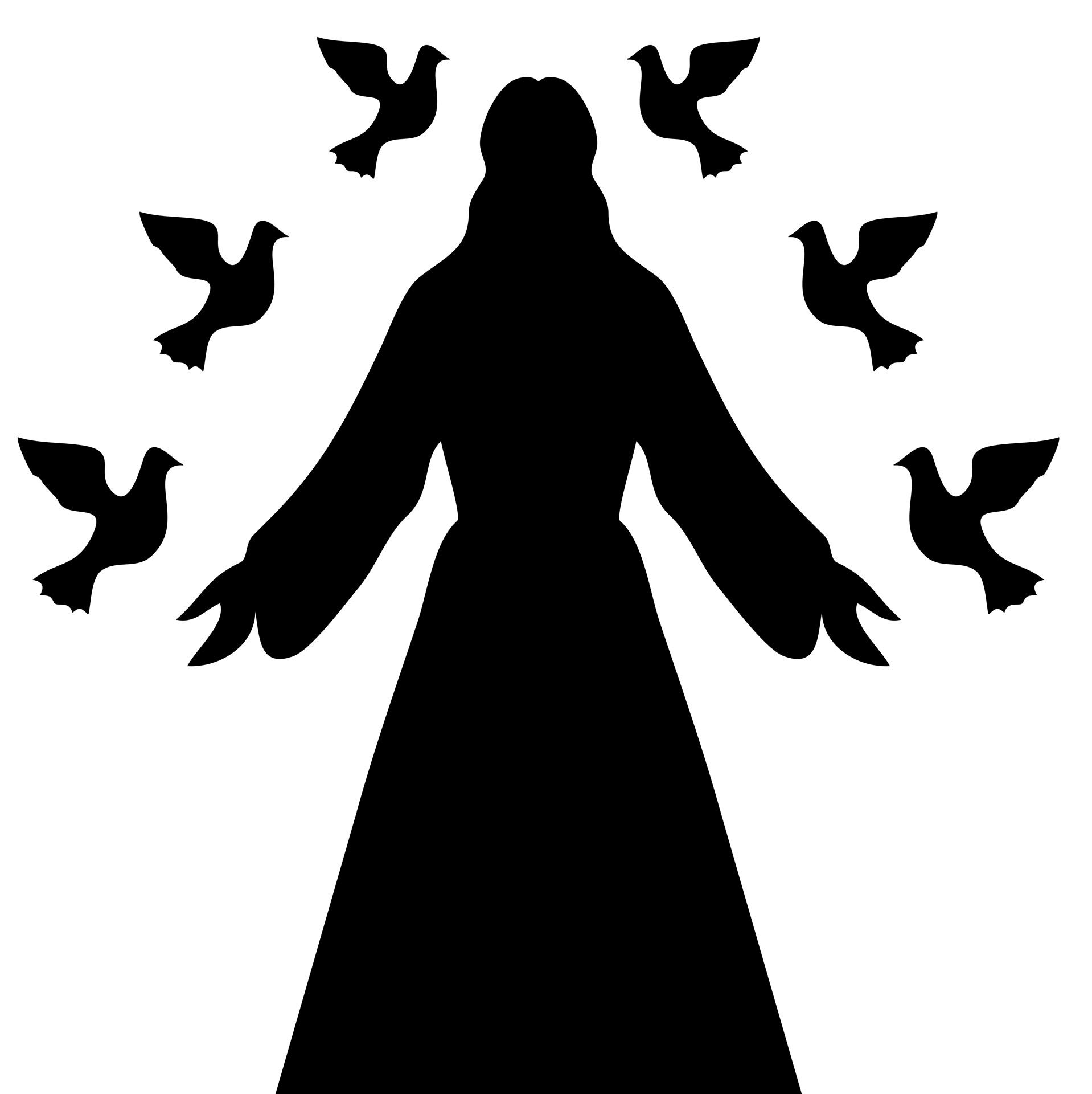 Free Jesus Christ Silhouette Images, Download Free Clip Art.