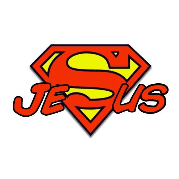 Jesus superman Logos.