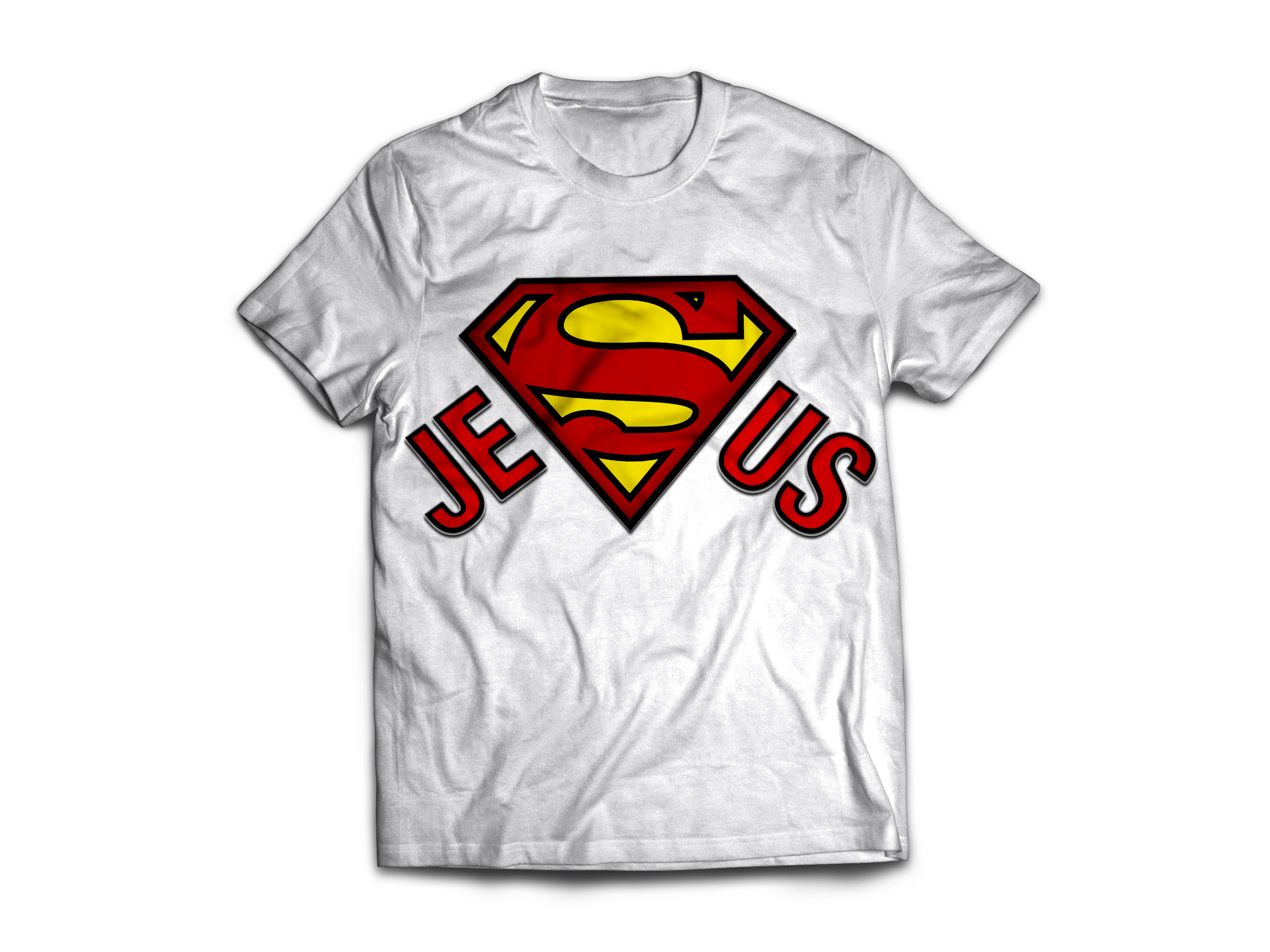 Jesus Superman Tee.