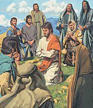 Lds Jesus Teaching Clipart.
