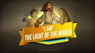 John 8 Light Of The World Bible Video For Kids.