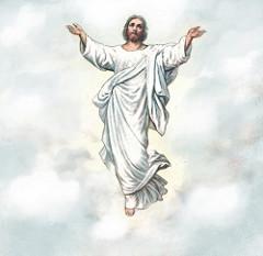 Jesus Ascension to Heaven 66.