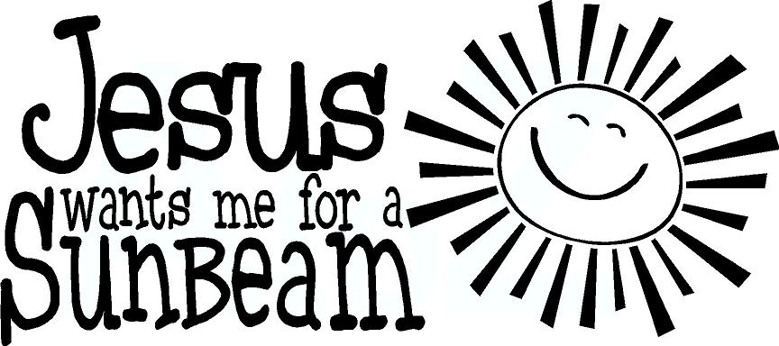 Jesus wants Me for a Sunbeam sold by A to Z Sign and DeSign.