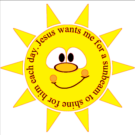 Jesus wants me for a Sunbeam A..