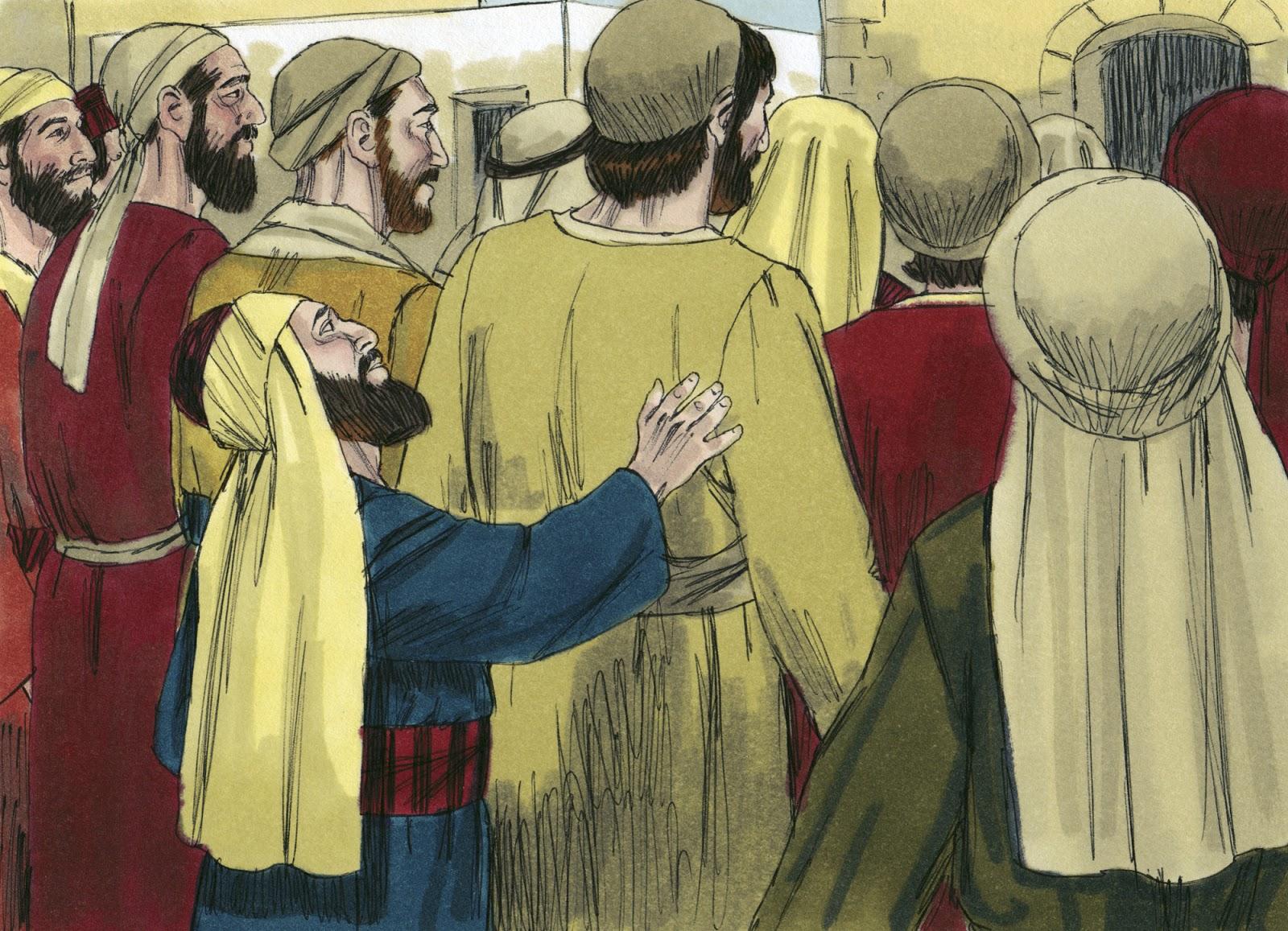 clipart jesus and zacchaeus - photo #5