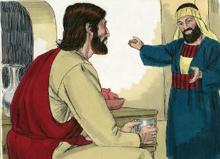 Bible Fun For Kids: 4.8. Zacchaeus.