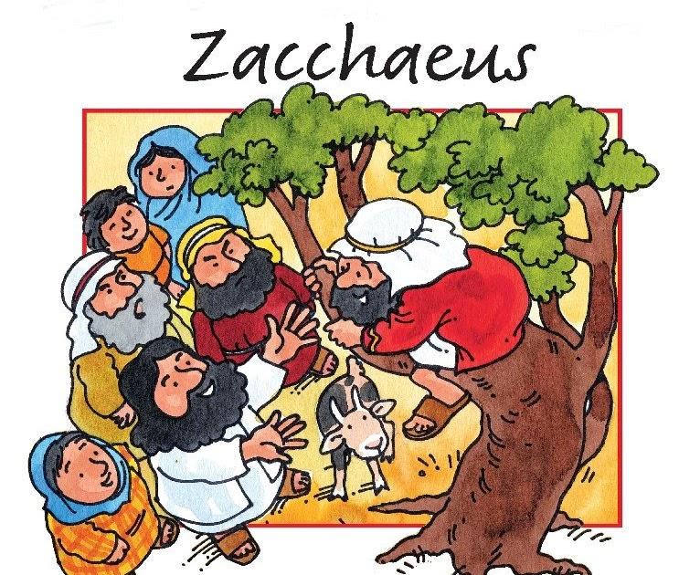 clipart jesus and zacchaeus - photo #16