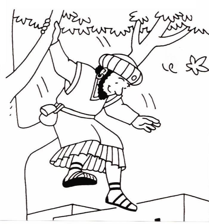 jesus zacchaeus clipart - Clipground