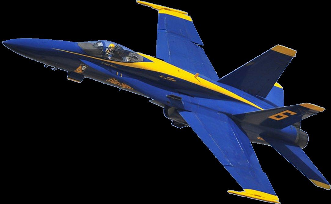 Jet Fighter Clipart Blue Jet Blue Angel Plane.
