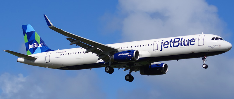 JetBlue Airways. Reviews, seat maps and photos of the aircrafts.