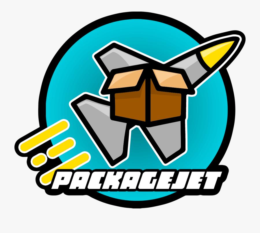 Package Jet Logo , Free Transparent Clipart.