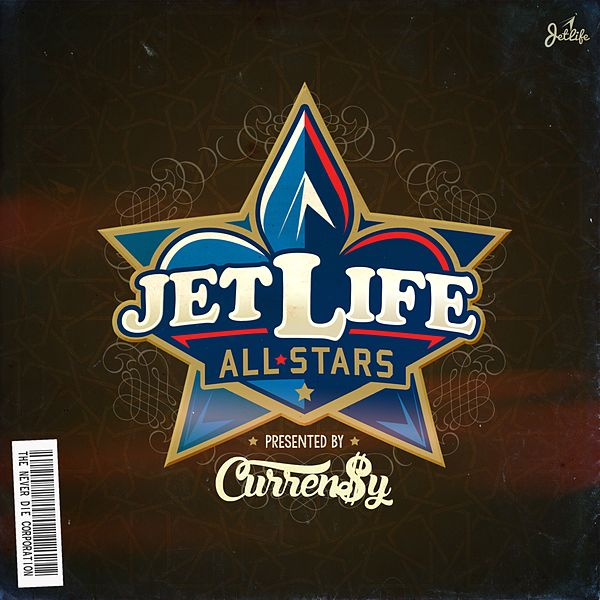 Jet Life All Stars (Presented by Curren$y) by Various.