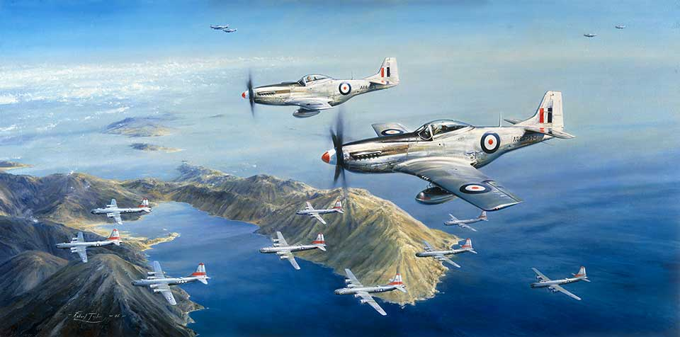 A Brief History of the Royal Australian Air Force: The Cold War.