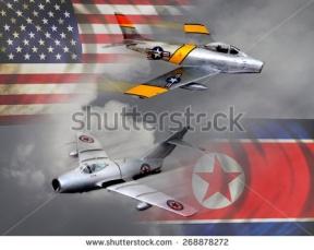 Korean War.