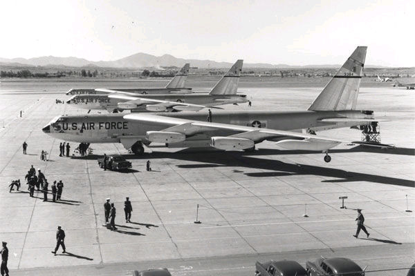 Bomber Command Advance Echelon.
