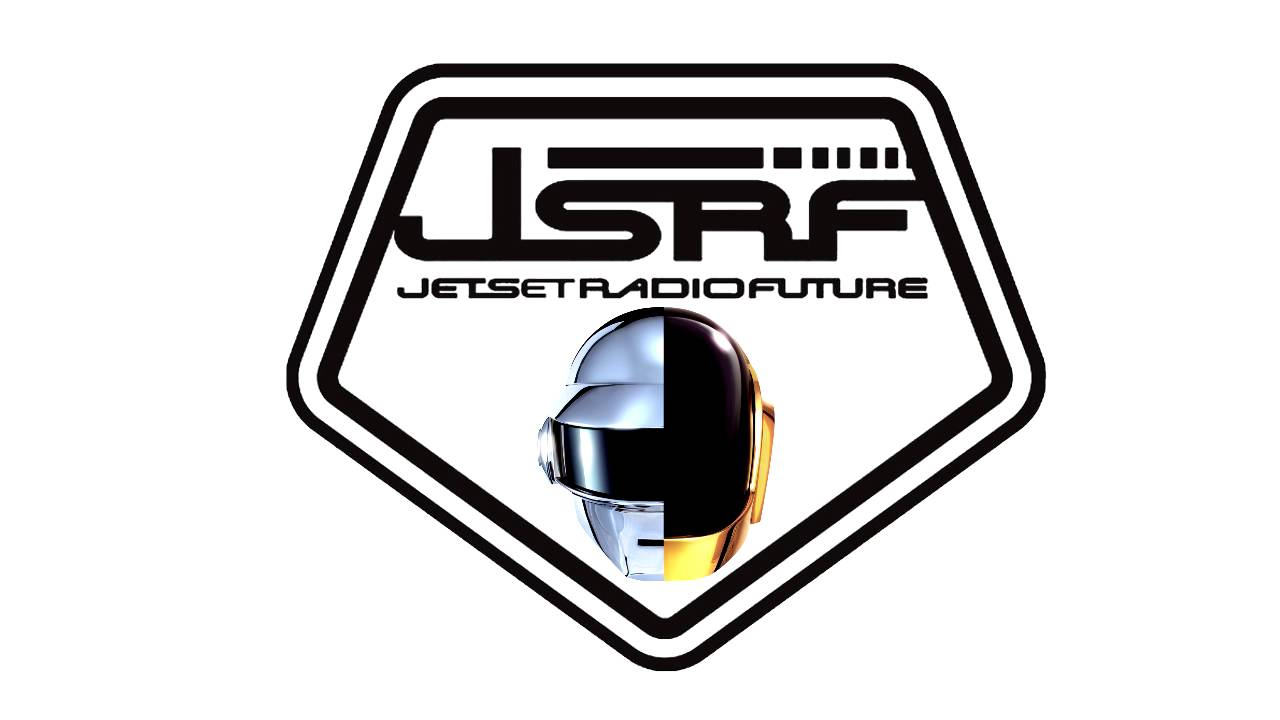 Happy Life (Daft Punk x Jet Set Radio Future).