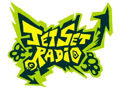 Jet set radio Logos.